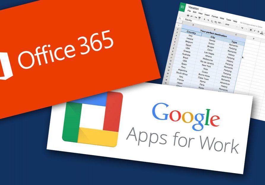 Office+365+vs+Google+Apps